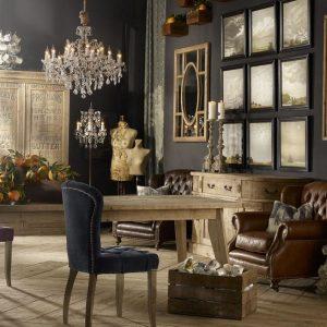 Vintage-Interior-design-Living-room